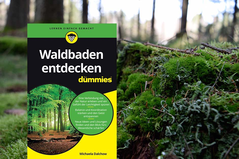 Waldbaden for dummies – das Buch